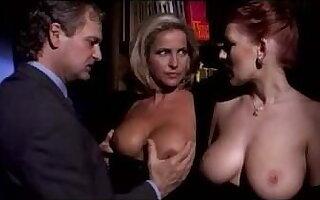 Milf Couple Sharing Bosomy Redhead Lady