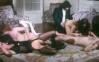 Horny Mature, sexe de groupe adulte