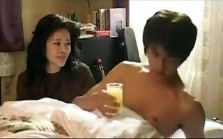 "?""›??""????(Aizome Kyoko) in ?‰¶?†????(Sensual Mother) Full Movie"