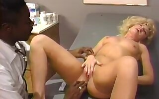 Louise Hodges Fucked By Big Black Cock - Butt's Up Doc scene 1