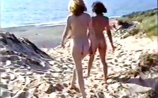 Nude Beach - Vintage Enema