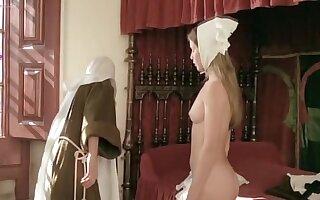 Susan Hemingway - 'Love Letters Of A Portuguese Nun' (1977)