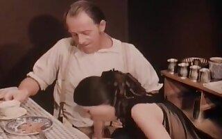 Josephine and Father (Sensational Jenine 1976)