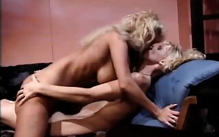 Sahara Sand and Crystal Gold relish all the pleasures of lesbian sex