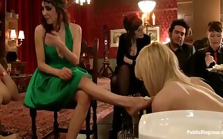 Birthday Sanctification Orgy - Charlotte Vale