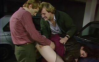 Hot French Porn Flick Belles De Reve from 1983