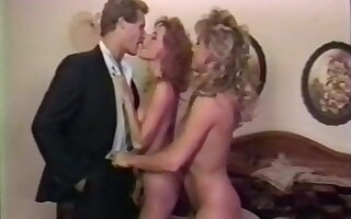 I Can't Get Itty-bitty Satisfaction - Retro Porn Movie!